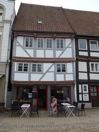 Lemgo, ألمانيا: Lemgo, Kaffeekueche, Mittelstrasse