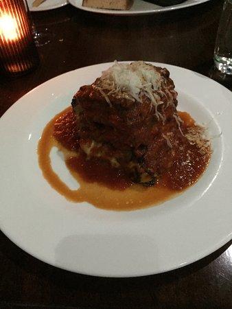 Idyllwild, CA: Lasagna