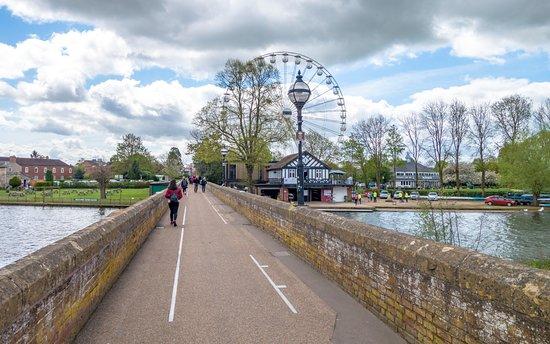 Clopton Bridge