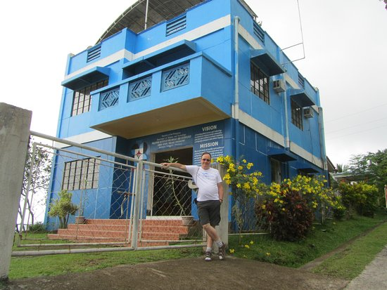 Mambajao, Filipina: The Vulcanology monitoring station