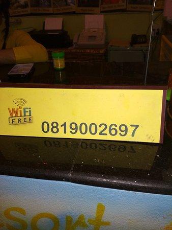 Khaosok Rainforest Resort: В отеле бесплатный Wi Fi