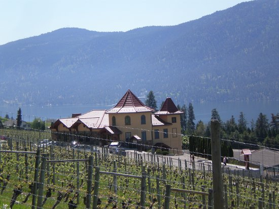 Gray Monk Estate Winery: Gray Monk
