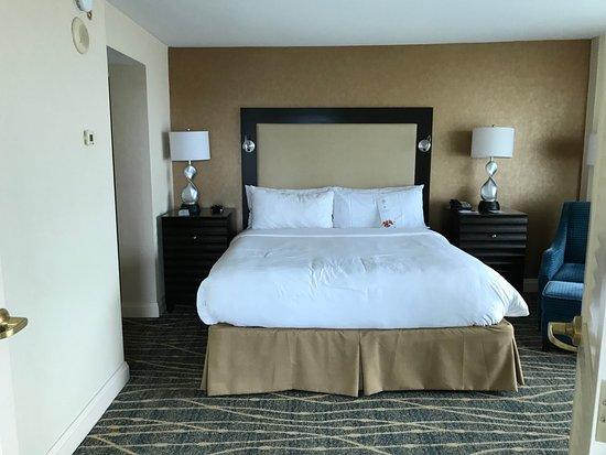 Bedroom - 1-bedroom Suite
