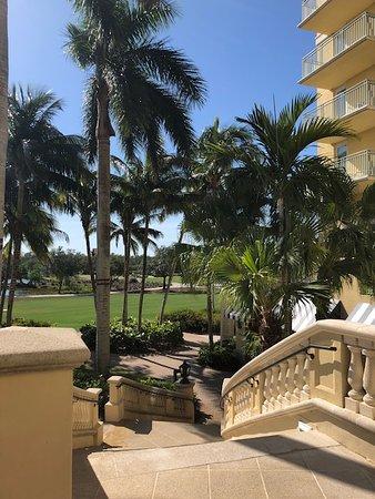 The Ritz-Carlton Golf Resort, Naples: Gorgeous grounds