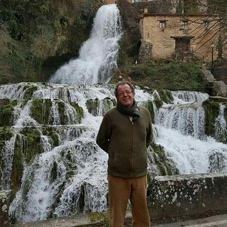 Valderredible, Spanje: a un paso de Orbaneja del Castillo