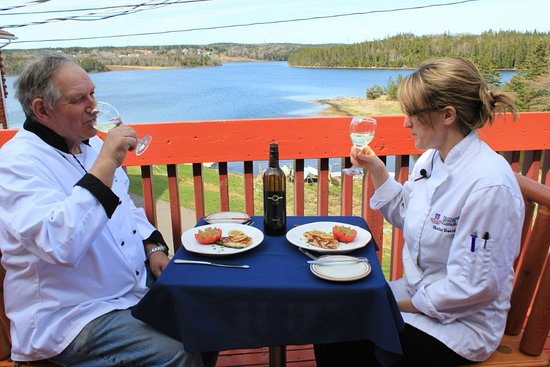 St. Peter's, Canada: Talented Chefs