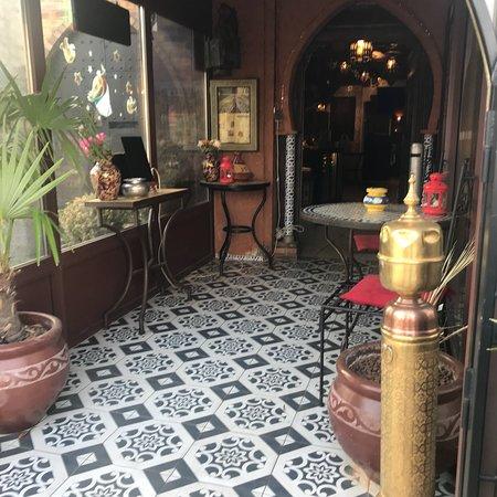 Restaurant Marrakech Saint Brice Sous Foret