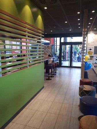 imagen McDonald's - Sevilla Gines en Gines