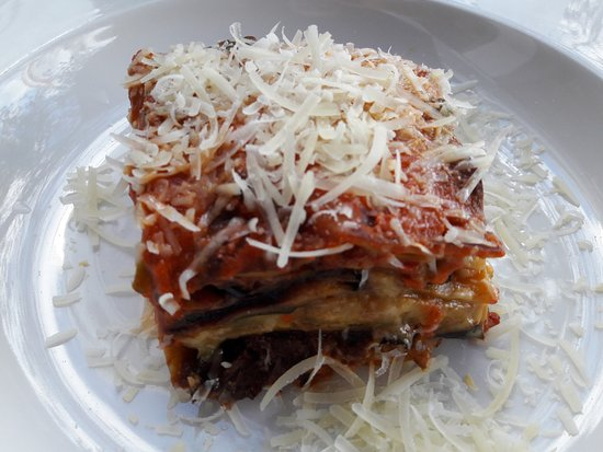 Rossella's Kitchen: Lasanha vegetariana