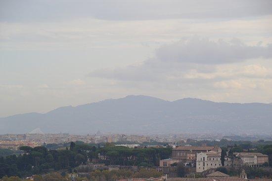 Colle del Gianicolo: Gianicolo