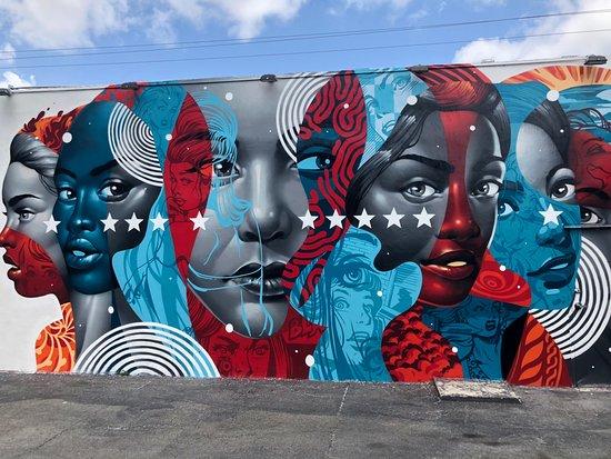 graffitti picture of graffiti gardens miami miami beach tripadvisor