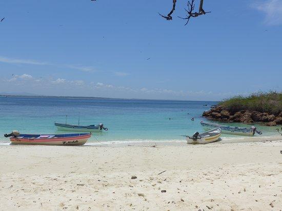 Los Santos Province, Panama: Main beach