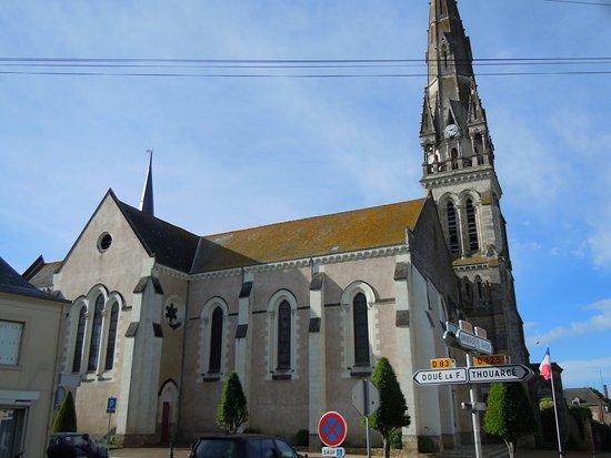 Eglise Saint Simplicien