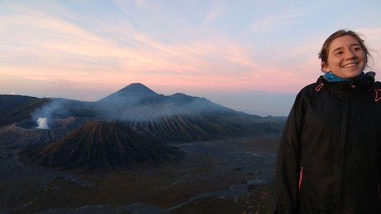 Bondowoso, إندونيسيا: Bromo stargazing