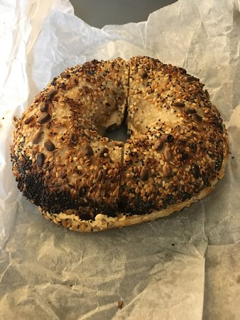 Brick Oven Yes Please Review Of Rover Wood Fired Bagels Pizza