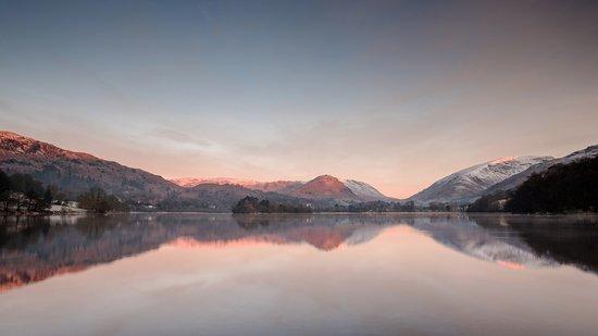 Lake Grasmere: Grasmere sunrise