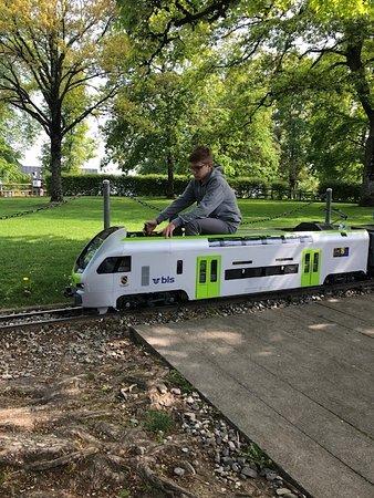 Gurten - Park im Grünen: Mini train for children