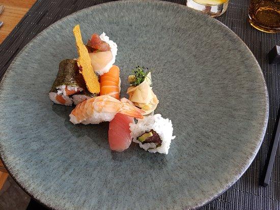 Ristorante Asia: Sushi menue