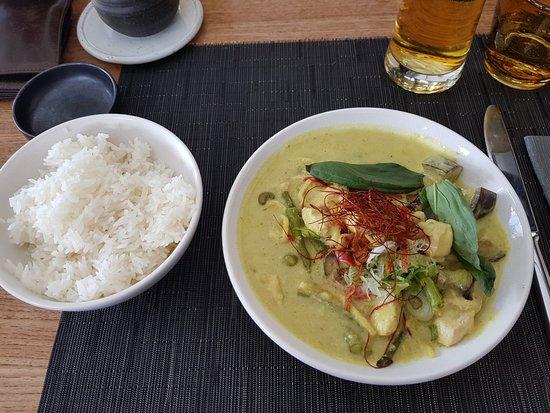Ristorante Asia: Grünes Curry