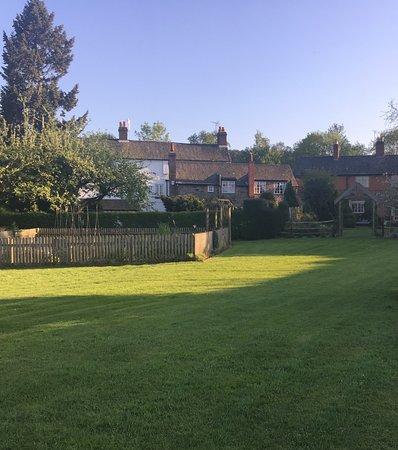 Cropston, UK: Beautiful English garden