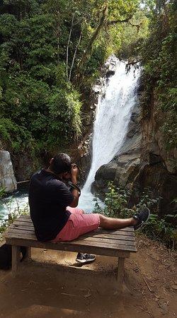 Chirripo National Park, Costa Rica: Fotografiando la Catarata