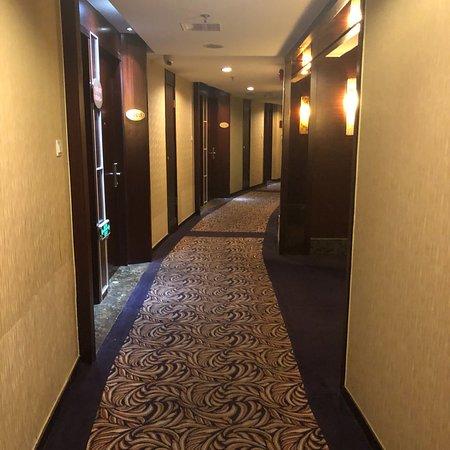 Smokers hotel