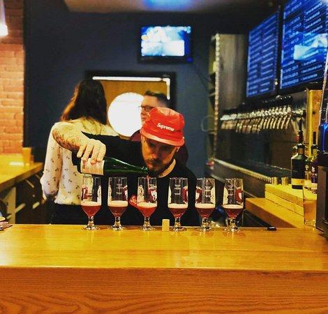 The Wheeltapper: Craig the craft beer connoisseur