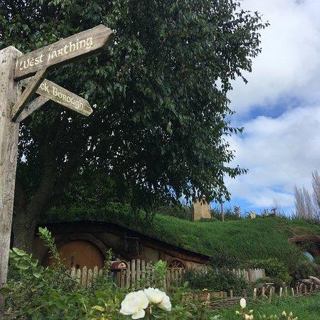 Zdjęcie Hobbiton™ Movie Set 2-Hour Walking Tour from Shires Rest