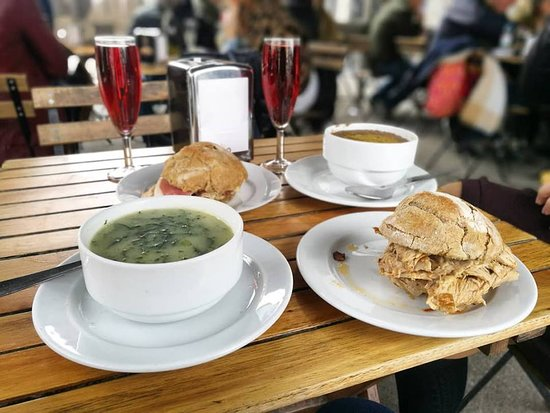 Casa Guedes: Perfect portuguese lunch
