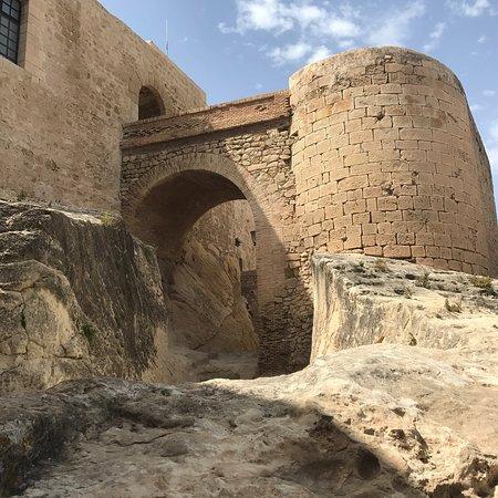 Castillo de Santa Barbara Φωτογραφία