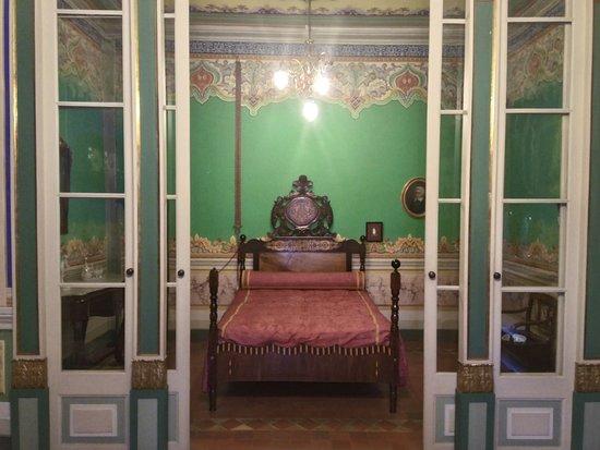 Museo de Arte de Sabadell: Entrada Habitación