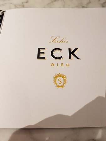 Bilde fra Sacher Eck Wien