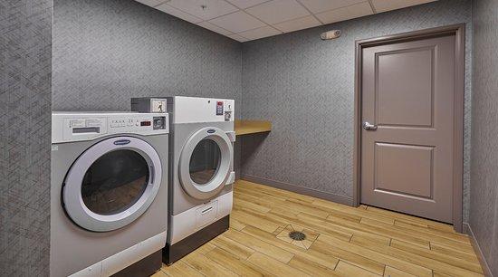 Roseburg, Oregón: Laundry room