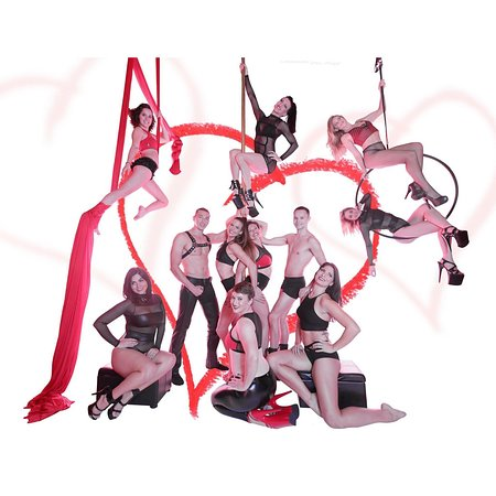 Kelly's Aerial Arts & Fitness