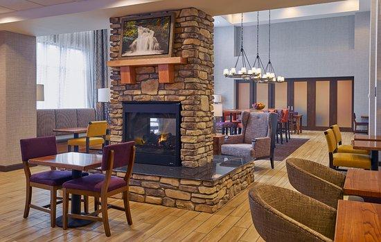 Roseburg, Oregón: Fire place