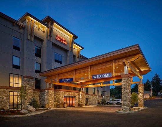 Roseburg, Oregón: Hotel exterior