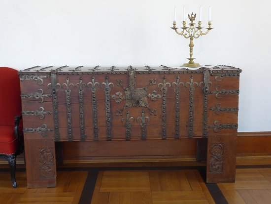 Soest, Burghofmuseum, chest