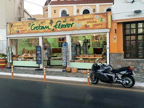 Cretan Flavor