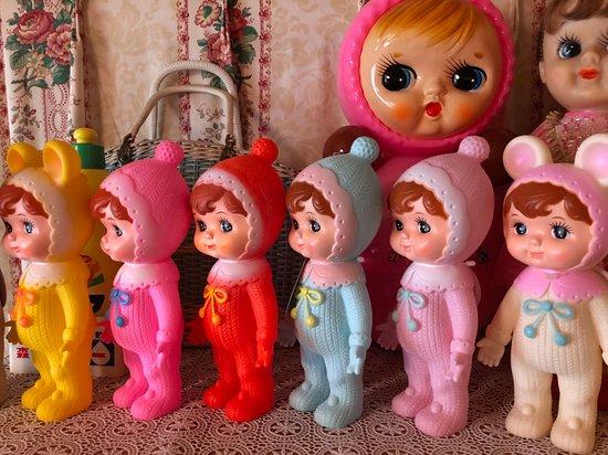 Otomeya: チャーミー人形