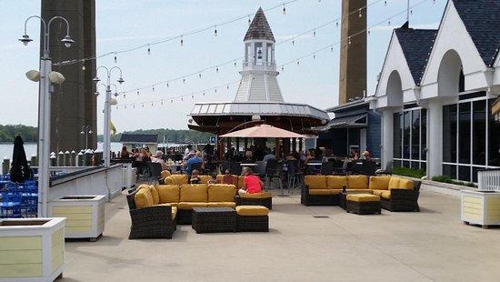 Chesapeake City, MD: Cabana Bar