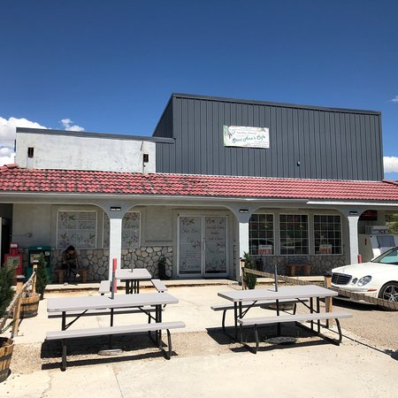 ‪‪Green River‬, ‪Wyoming‬: Exterior of Staci Ann's Cafe‬