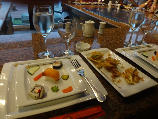 Iberostar Tainos: restaurant japones
