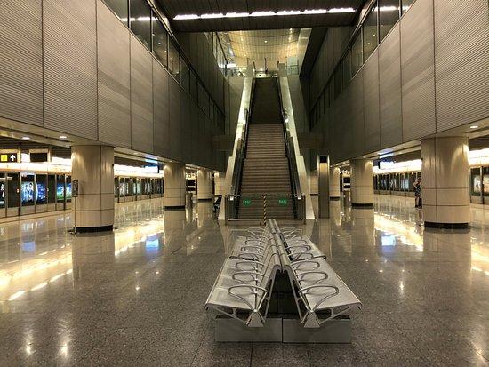 MTR Subway Station - Picture of MTR, Hong Kong - TripAdvisor
