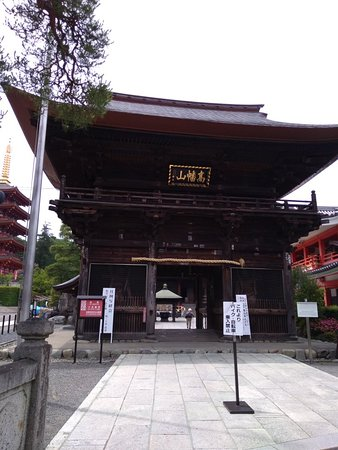 Takahata Fudoson Kongo-ji Temple Φωτογραφία