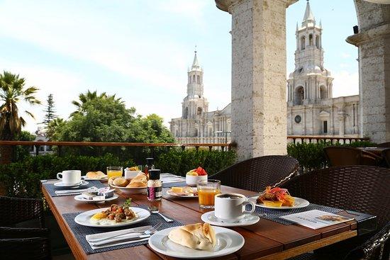 Casa andina select arequipa plaza peru hotel reviews for Hotel casa andina arequipa