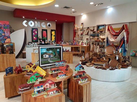 San Jose Metro, Κόστα Ρίκα: Costa Rican handmade gift shop