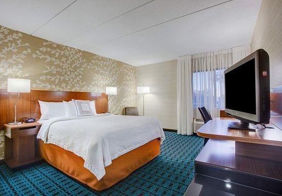 Williston, VT: Guest room