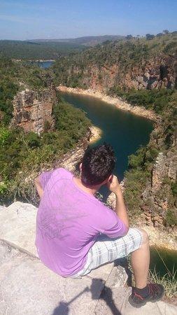 Mirante dos Canyons: Que visão e essa