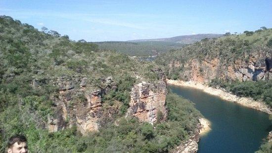Mirante dos Canyons: Muito bonito