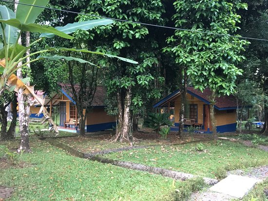 Cerro Chato Eco Lodge: The lodges